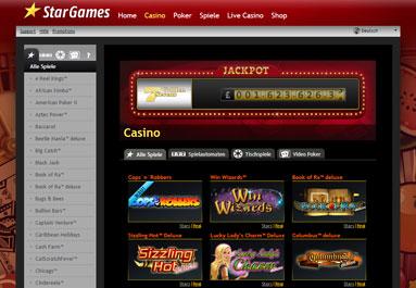 Beste Novoline Casino